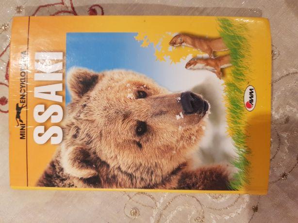 Książki o tematyce ssaki i ptaki