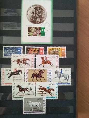 znaczki pocztowe PRL