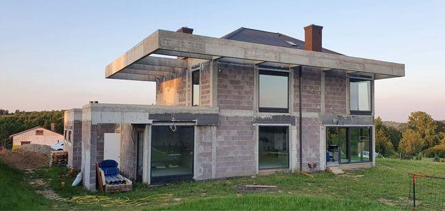 Budowa Stanów Surowych SSO stany surowe domów jednorodzinnych