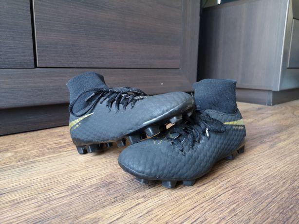 Buty piłkarskie, korki NIKE, Hypervenom, r. 36,5, 23,5 cm