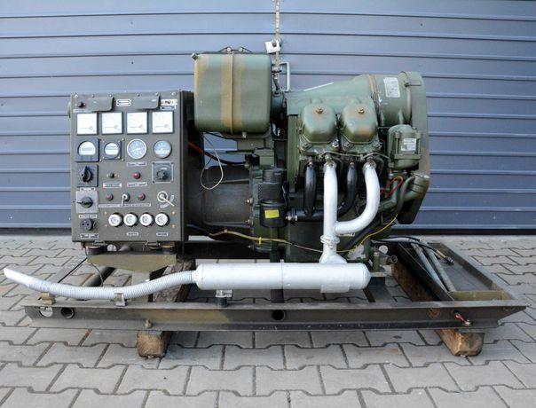 Agregat prądotwórczy 8kW diesel PAD8 3/400 WP