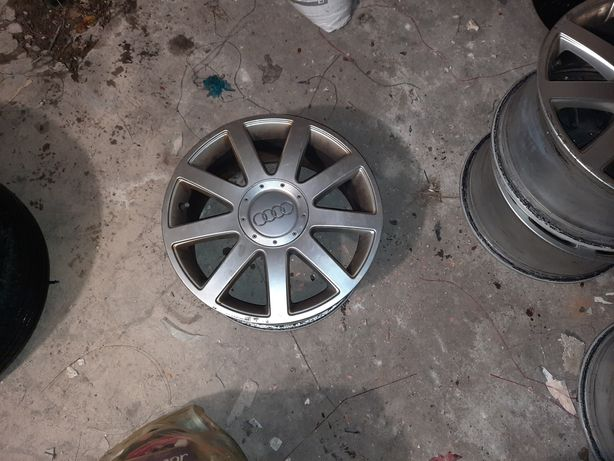 5x112 R17 Audi Skoda VW