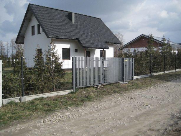 Dom powierzchnia całkowita 137 m2 działka 1000 m2