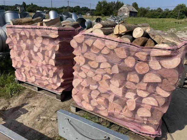 Drewno Kominkowe , opalowe . Buk , Dab .Producent