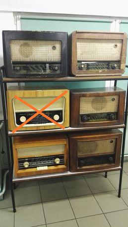 Stare radia lampowe