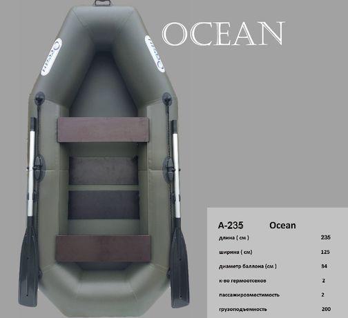 Акция А235 Ø34 Надувные пвх лодки ,OCEAN,
