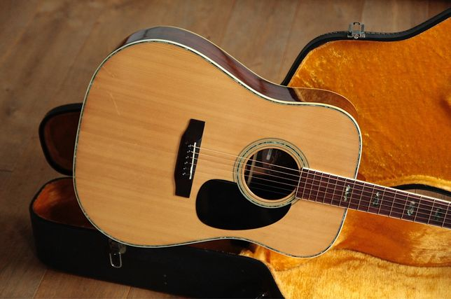 Gitara akustyczna SUZUKI FW-516 Terada Japan