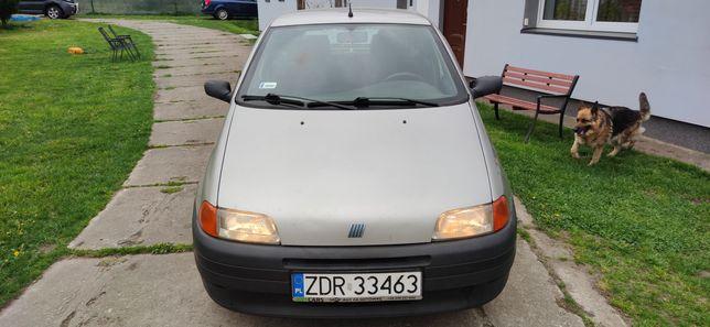 Fiat Punto 1.1 benzyna + gaz stan dobry