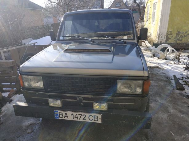 Isuzu Trooper 2.8D