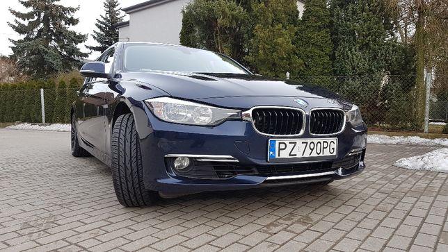 BMW F30 2015 ROK