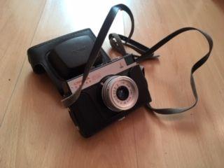 Zabytkowy aparat fotograficzny Smena - rosyjski.