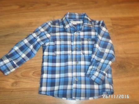 zestaw koszul koszula reserved flanelowa 4 sztuki