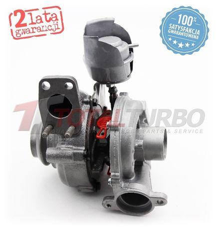 Turbosprężarka turbina Citroen C2 C3 C4 C5 Berlingo 1.6 HDi