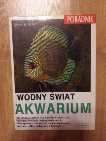 Akwarium książka o rybkach