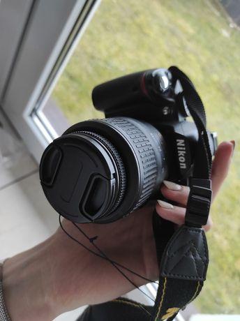 Nikon D3000+ torba