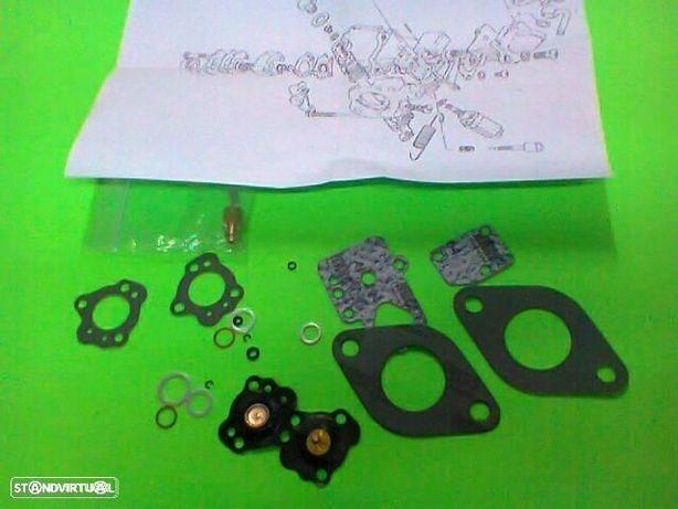 kit reparação carburador suzuki samurai e santana 1.0 cc
