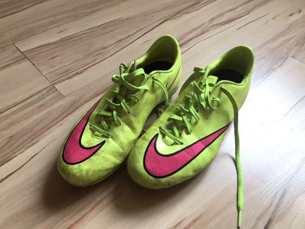 Футбольные бутсы Nike mercury 38