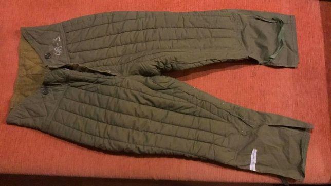 продам теплые ватные мужские штаны (рыбалка, охота), спец одежда
