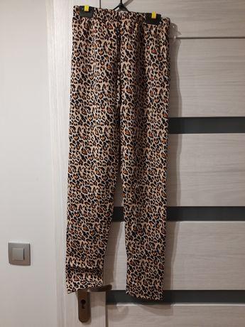 Leginsy ocieplane spodnie