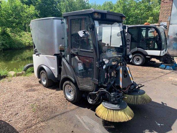 Прибиральна машина HAKO Сitymaster 600 (2015р)