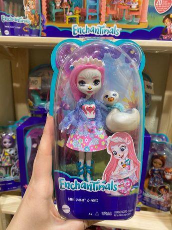 Enchantimals куколки и питомцы, энчантималс