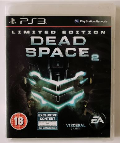 Dead Space 2 Limited Edition + gra Extraction PlayStation 3 PS3 OKAZJA