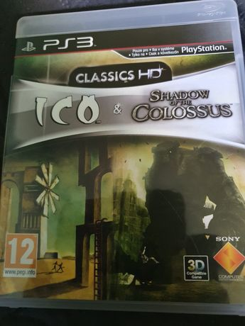 Classics HD ICO and Shadow of Colossus Ps3