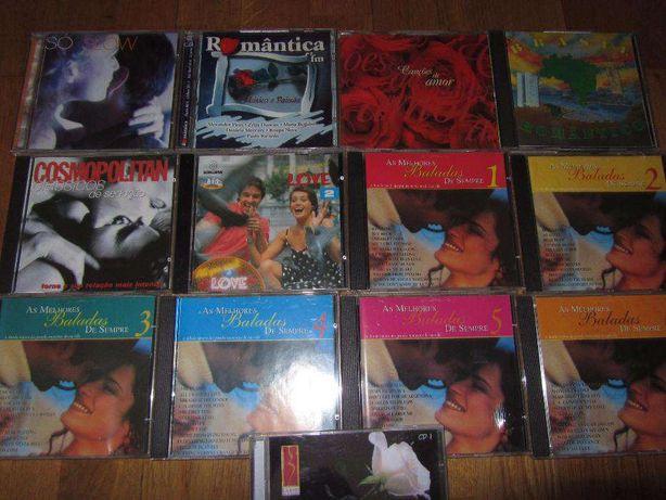 13 cds musica romântica