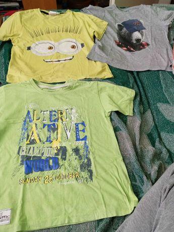 Sprzedam ubrania chłopięce!