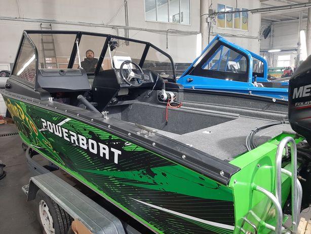 Катер Powerboat 475