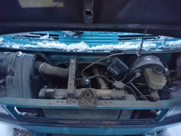 Mercedes Bentz T-1  207-410 Разбор