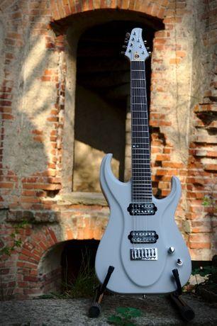 Gitara elektryczna lutnicza 7 strun Siódemka - OldskullGuitars