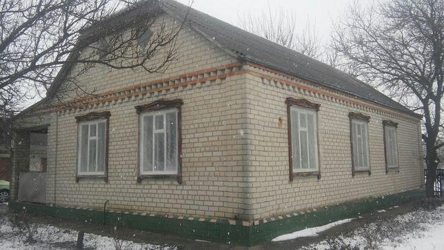 Продам дом 104 кв.м., с. Богатое Новомосковск.р-н (Перещепино, Днепр)