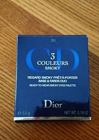 Nowe Cienie Dior Smoky Eyes