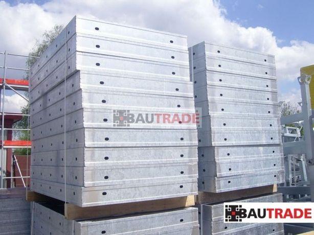 Szalunki ścienne 42 m2 150 cm, płyty Rasto 60 kN wysyłka  0 zł*
