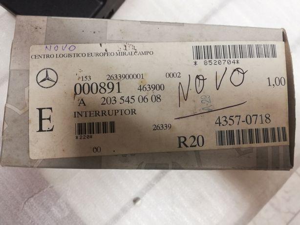 Mercedes-Benz Ignição