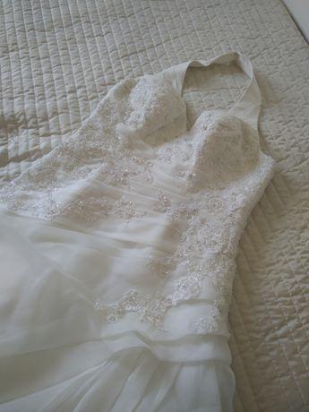 Lindo vestido de noiva