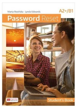 Książka nauczyciela Password Reset A2+/B1 Liceum/ Technikum Wszystko!