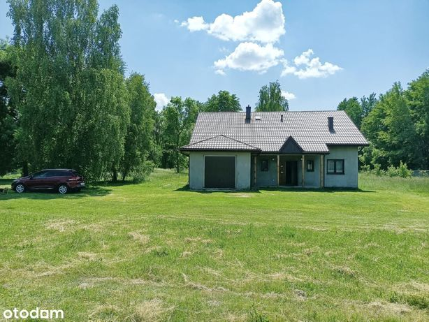 Dom 140m² z działką 8500m²