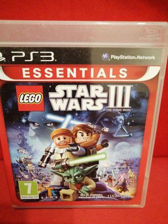 Gra LEGO Star Wars 3 the clone wars na konsolę PlayStation 3