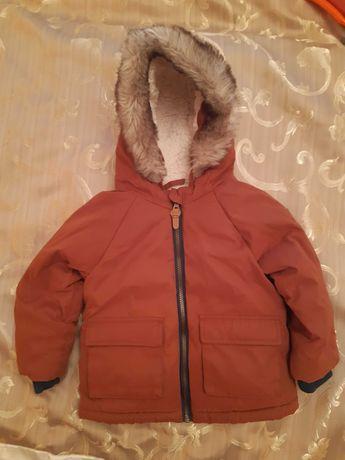 Курточка детская F&F 9-12 мес.