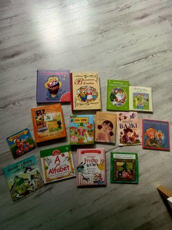 Książki dla dzieci zestaw.