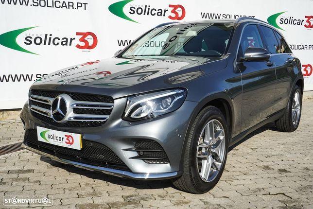Mercedes-Benz GLC 250 d AMG 4 Line 4- Matic   9G-T Cx. Aut. (204 CV)