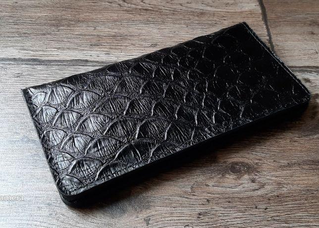 Кошелек женский кожаный портмоне из натуральной кожи бумажник гаманець