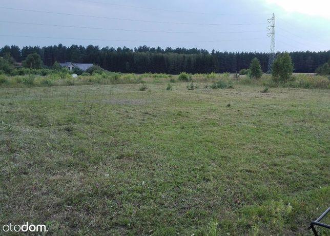 Działka 1063 m2 pod zabudowę rekreacyjną - Rentyny k. Gietrzwałdu