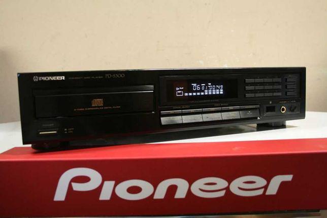 Trwały klasyk! Odtwarzacz CD PIONEER PD-5300 /Ładny i sprawny. Wysyłka