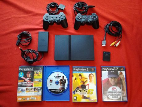 PlayStation 2 pady gry Ps2