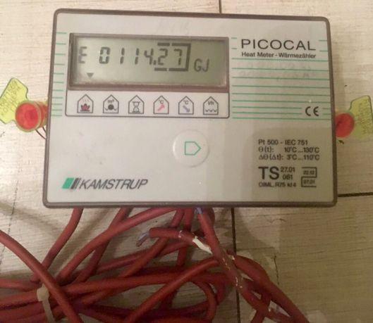 Электрлный счётчик воды Picocal