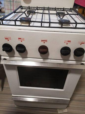 газовая плита старого образца
