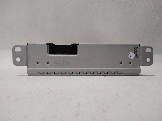 Peugeot 3008/5008 radio-nawigacja NAC WiFi/Mirrorlink/Usb